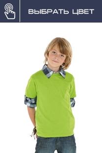 Детская футболка Heavy Super Club