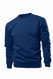 Толстовка свитшот мужская втачной рукав, футер Плотность: 320 г/м2.